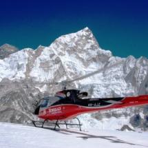 Gorak Shep 5100m mit Mt.Everest